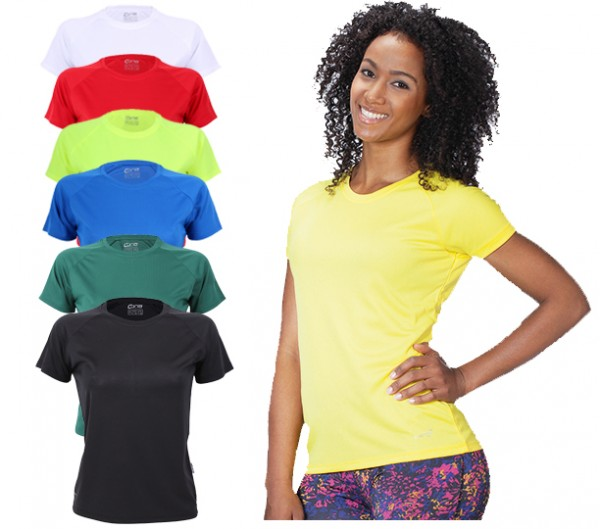 Sporttrikot Rainbow Basic/ Damen