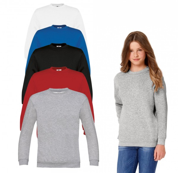 Set In Sweatshirt Kids