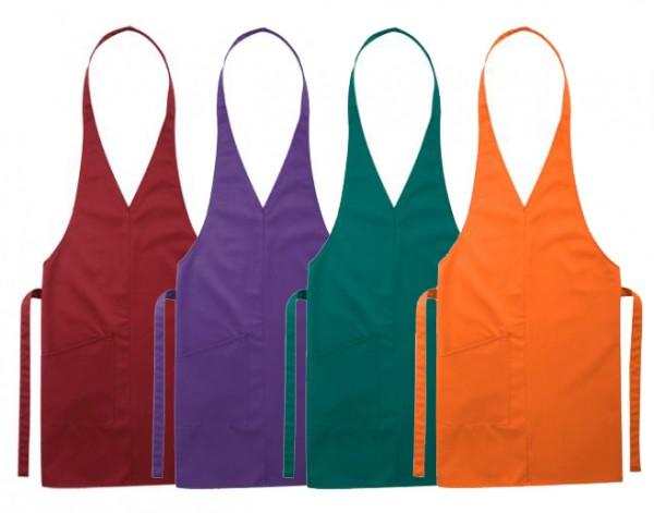 Latzschürze für Damen - Biella Lady in versch. Farben