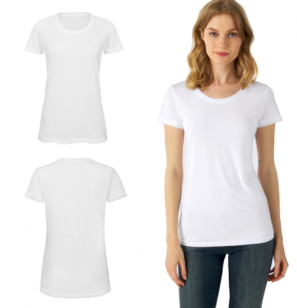 Sublimation T-Shirt/ Damen