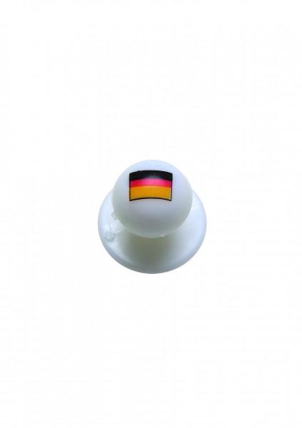 Deutschland 12x Kugelknopf