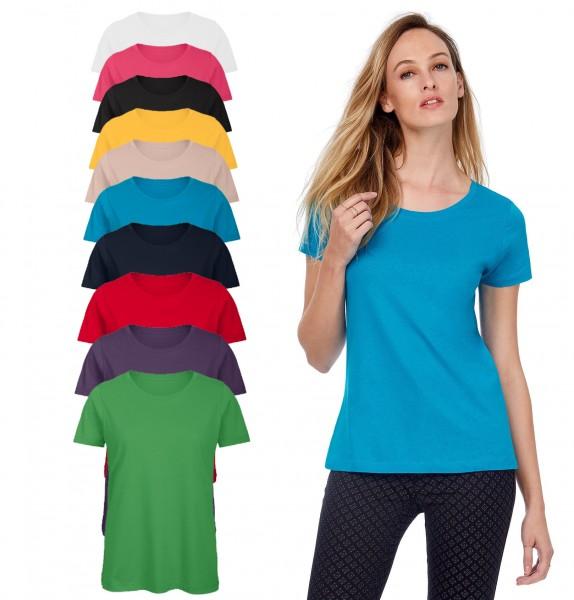 T-Shirt/ Inspire Biobaumwolle/ Damen