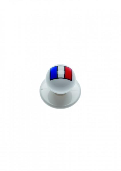 12x Kugelknopf Frankreich