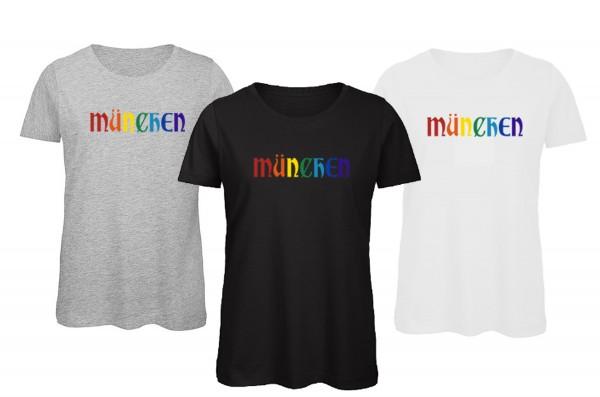 T-Shirt/ München / in 3 versch. Farben