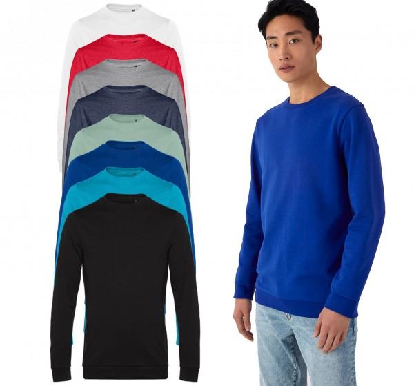 Set In Sweatshirt Herren