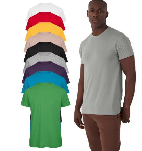 T-Shirt-Inspire Biobaumwolle/Herren