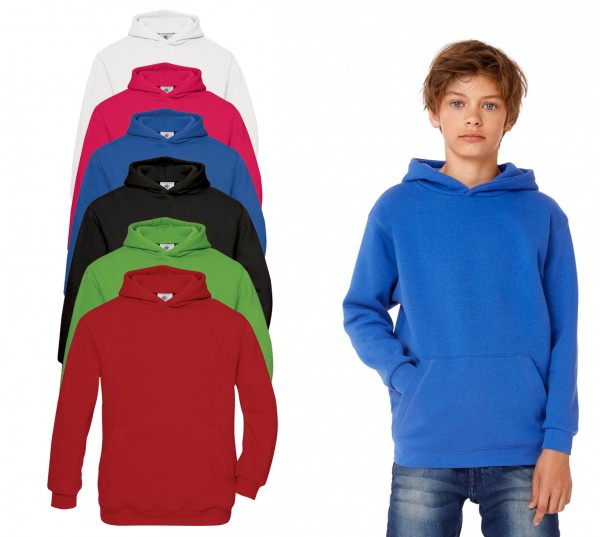 Hooded Sweat/ mit Tasche/ Kids