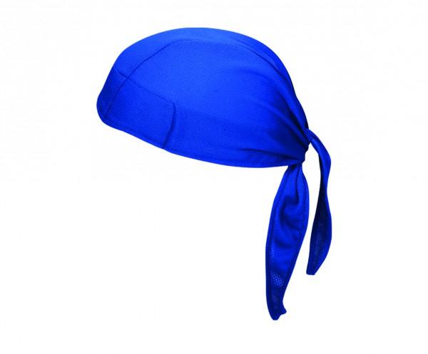 Schnelltrocknendes Bandana - Cool Max Technologie - Leonardo von Karlowsky - blau