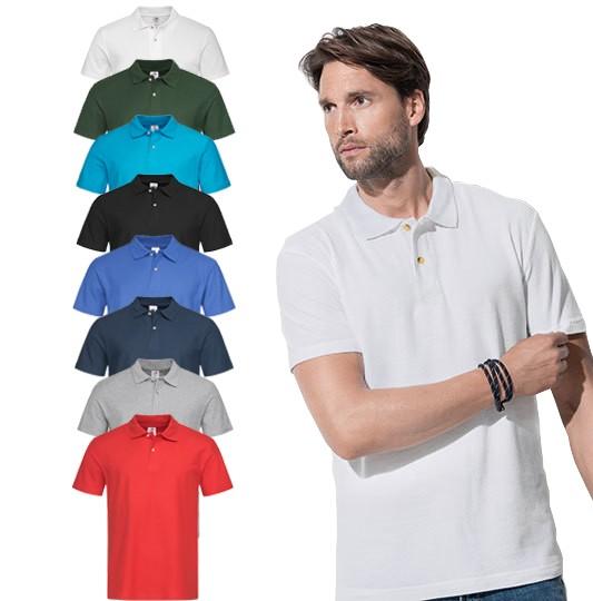 Poloshirt Short Sleeve / Herren