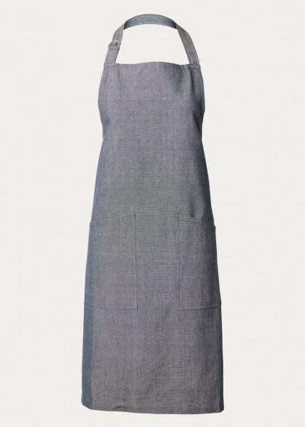 LINUM Küchenschürze SARA- 100% Baumwolle-70x90cm vier versch. Farben