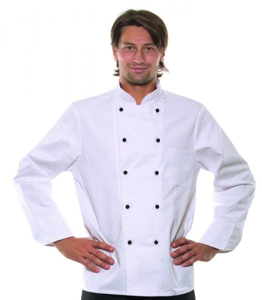 Premium Kochjacke weiss Größe 24-106, Karsten von Karlowsky