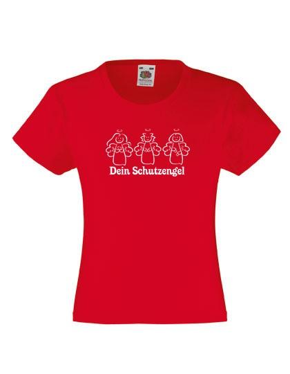 Kinder T-Shirts mit Weihnachtsmotiv-Engel
