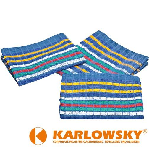 Karlowsky Grubenfrottiertuch 3er Set