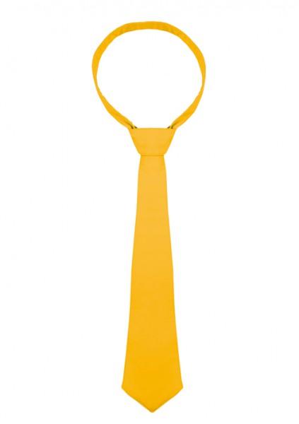 Krawatte Gelb Karlowsky AK1